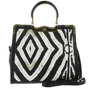 Spring Zebra Shoulder Bag