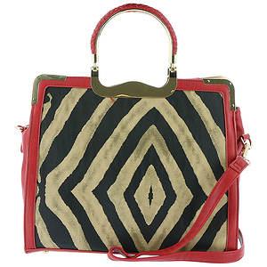 Spring Zebra Shoulder Bag