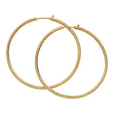 14K Gold-Plated Sterling Silver 1.75