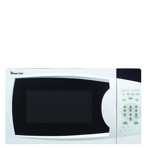 Magic Chef 0.7 Cubic Ft Countertop Microwave Oven