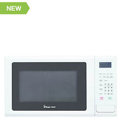 Magic Chef 1.1 Cubic Ft Countertop Microwave Oven