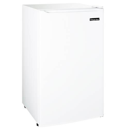 Magic Chef 3.5 Cubic Ft Manual Defrost Refrigerator