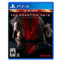 PlayStation 4 Metal Gear Solid V: The Phantom Pain