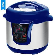 Elite Platinum 8-qt. Electric Pressure Cooker - Opened Item