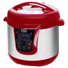 Elite Platinum 8-qt. Electric Pressure Cooker - Opened Item