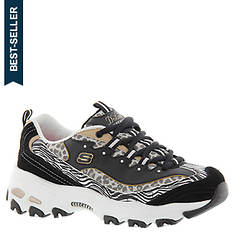 Skechers Sport D'Lite Jungle Adventure (Women's)