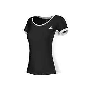 Adidas Women's Court Short Sleeve Tee