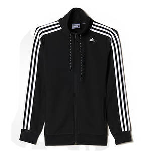 Adidas Women's Essential 3 Stripe Track Top