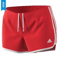 Adidas Women's Woven 3 Stripe Short