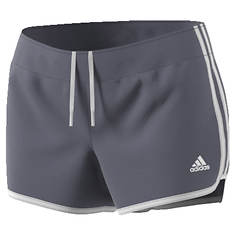 Adidas Women's Woven 3 Stripe Short