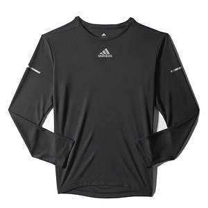 Adidas Men's Run LS Tee