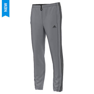 Adidas Men's Essential 3 Stripe Tapered Pant