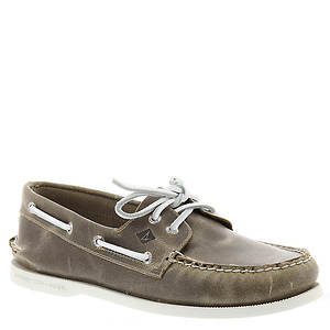 Sperry Top-Sider A/O 2-Eye White Cap (Men's)