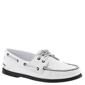 Sperry Top-Sider A/O 2-Eye White/Black (Men's)