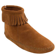 Minnetonka Back Zip Boot (Women's)