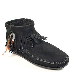 Minnetonka Concho Feather Boot (Women's)