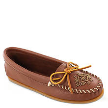 Minnetonka Deerskin Beaded Moc (Women's)