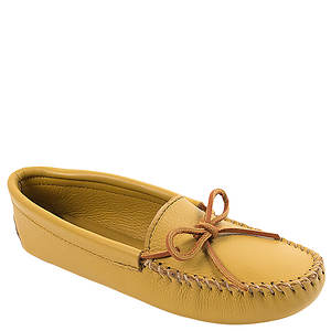 Minnetonka Double Deerskin Softsole (Women's)