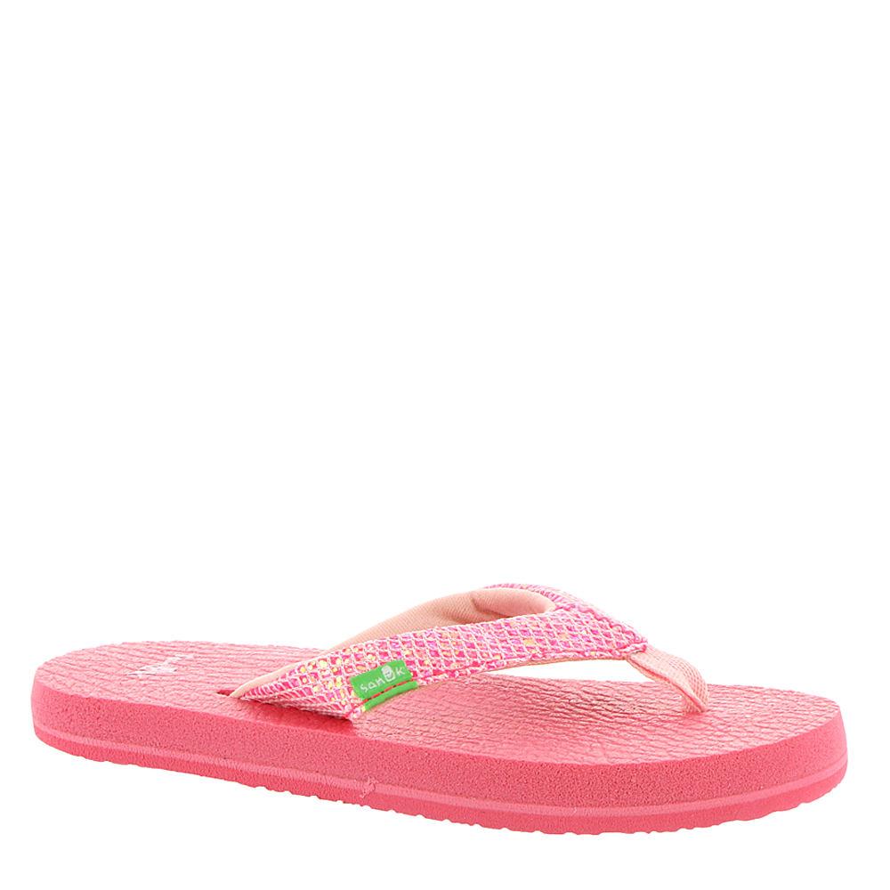 89142814c22e Sanuk Yoga Glitter Girls  Toddler-Youth Sandal