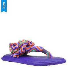 Sanuk Yoga Sling Burst Prints (Girls' Toddler)