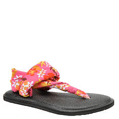Sanuk Yoga Sling Burst Prints (Girls' Toddler)