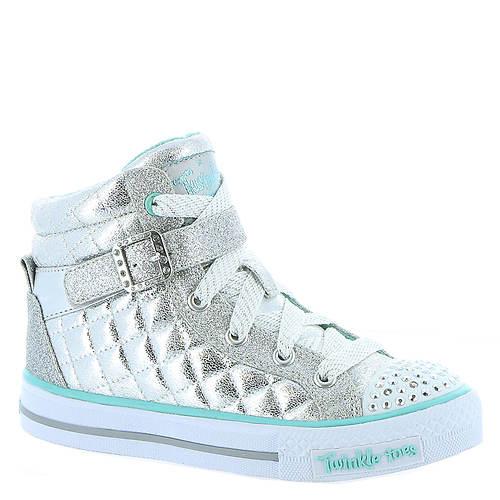 Skechers Twinkle Toes Shuffles Sweetheart Sole (Girls' Toddler-Youth)