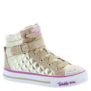 Skechers Twinkle Toes: Shuffles-Sweetheart Sole (Girls' Toddler-Youth)