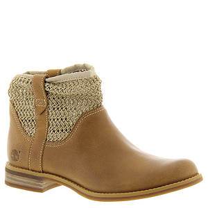 Timberland Savin Hill Leather and Fabric Ankle Boot (Women's)