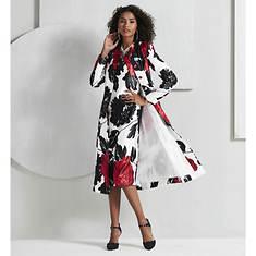 Rose Jacket Dress