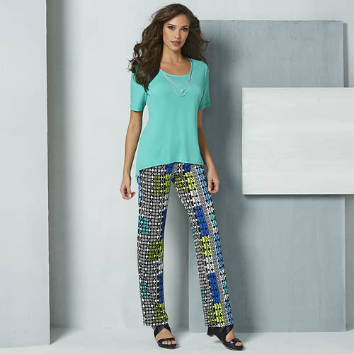 Fresh Mint Pant Set