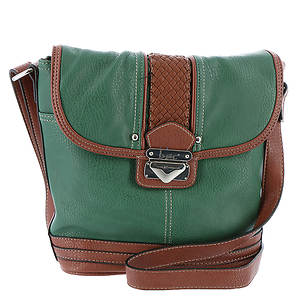 Boc Hadley Braided Flap Crossbody Bag