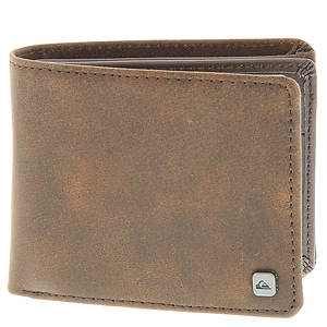 Quiksilver Macking Leather Wallet