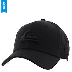 Quiksilver Mountain and Wave Black Cap (Men's)