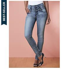 High-Waist Skinny Jean