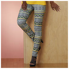 Exotic Ponte Legging
