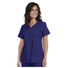 Nurse Mates Women's Maci V-Neck Top