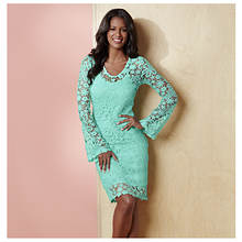Lively Lace Dress
