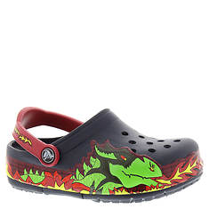Crocs™ Crocslights Fire Dragon Clog K (Boys' Toddler-Youth)