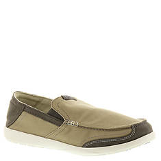 Crocs™ Walu Luxe Canvas Loafer (Men's)