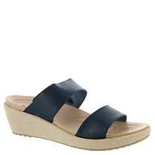 Crocs™ A-Leigh 2-Strap Mini Wedge (Women's)