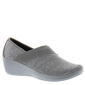 Crocs™ Busy Day Heathered Asym Wedge (Women's)