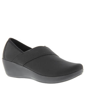 Crocs™ Busy Day Stretch Asym Wedge (Women's)