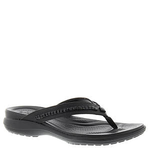 Crocs™ Capri V Beaded Flip (Women's)