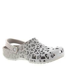 Crocs™ Classic Leopard Fade Clog (Women's)