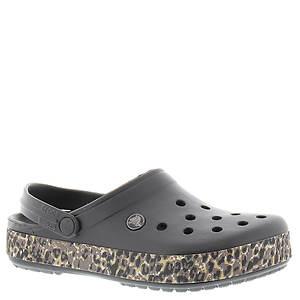 Crocs™ Crocband Leopard Clog (Women's)