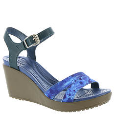 Crocs™ Leigh II Ankle Strap Graphic (Women's)
