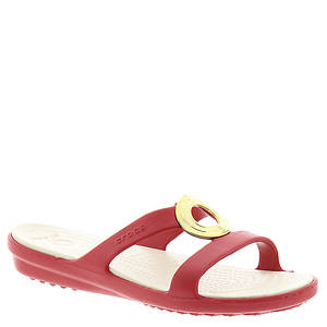 Crocs™ Sanrah Beveled Circle Sandal (Women's)