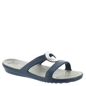 Crocs™ Sanrah Beveled Circle (Women's)