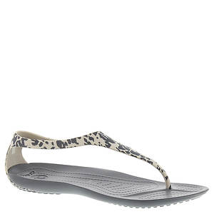 Crocs™ Sexi Leopard Print Flip (Women's)