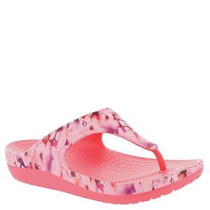 Crocs™ Sloane Soft Floral Flip (Women's)
